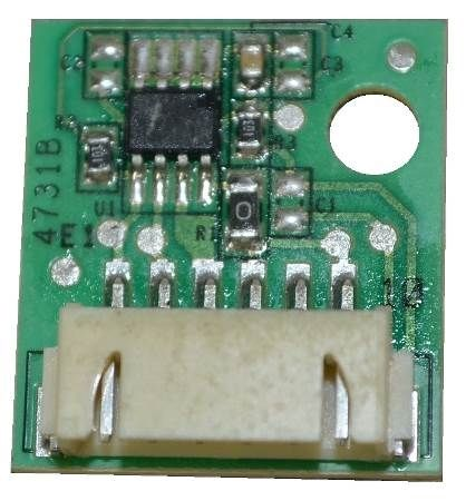 Memory Card for Furnace Model(s) - GCVC91155DXAA
