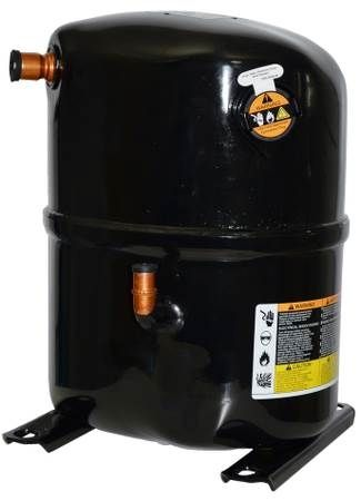 R22 Reciprocating Air Conditioning Compressor - 208/230v-1 Phase