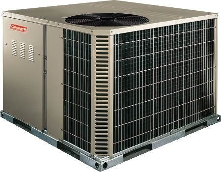 Single Packaged Gas/Electric Air Conditioner 13 SEER, Single-Phase, Two-Stage, 5 Ton, R410A