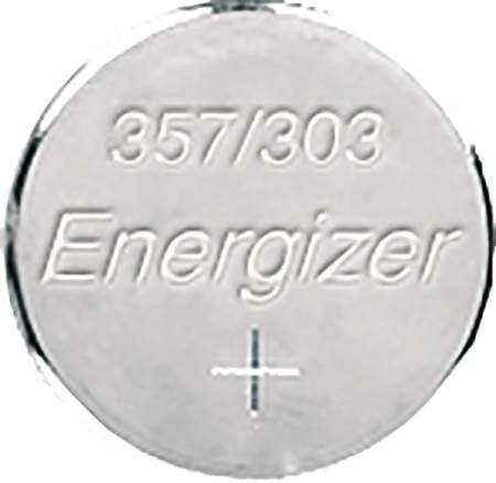357 Button Cell Battery