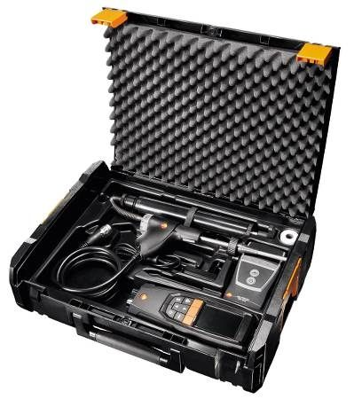 320 Residential/Commercial Combustion Analyzer Kit with Printer