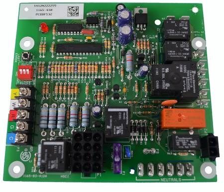 Integrated Control Board