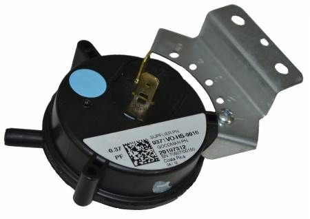 Air Pressure Switch -0.37 I.W.C. (Blue Dot)