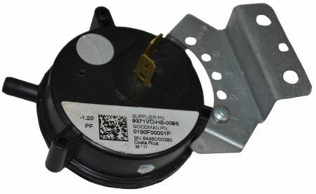 Air Pressure Switch -1.20 I.W.C. (Grey Dot)