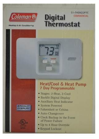 Thermostat Communicating Multi-Stage