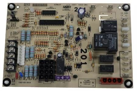 BOARD, CONTROL KIT SINGLE STAGE