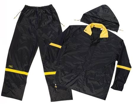 3-Piece Nylon Rain Suit