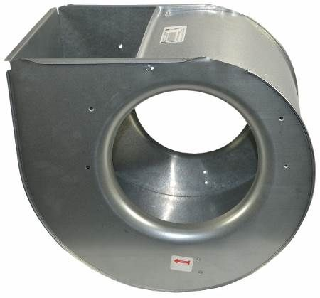 Blower Shell Assembly - 10 X 10