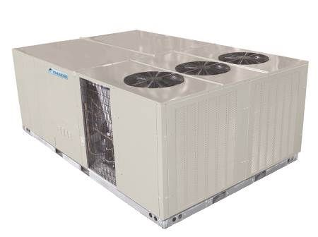 Gas/Electric Packaged Air Conditioner 10.8 EER, Three-Phase, 15 Ton, R410A
