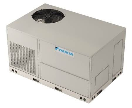 Single Packaged Air Conditioner 13 SEER/11.3 EER, Three-Phase, 6 Ton, R410A