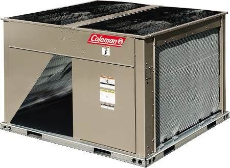 Air Conditioning Condensing Unit 7-1/2  Ton, Three-Phase, R410A