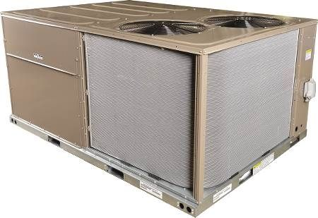 Single Packaged Gas/Electric Air Conditioner ZX Series, Three-Phase, 6 Ton, R410A