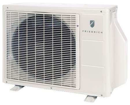 Ductless Mini-Split System 16 SEER, Single-Zone, R410A, Heat Pump