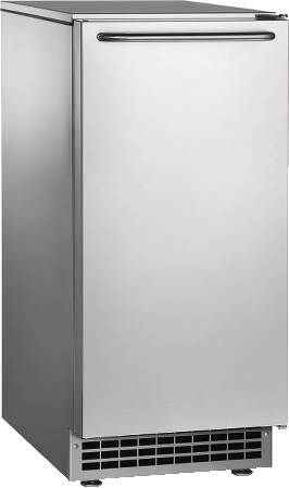 GEMU090-Pearl® Self-Contained Under Counter Ice Machine