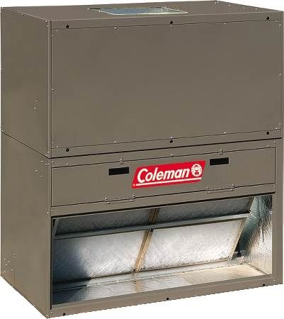 Air Handler 15 Ton, Three-Phase,R410A, 2-Pipe