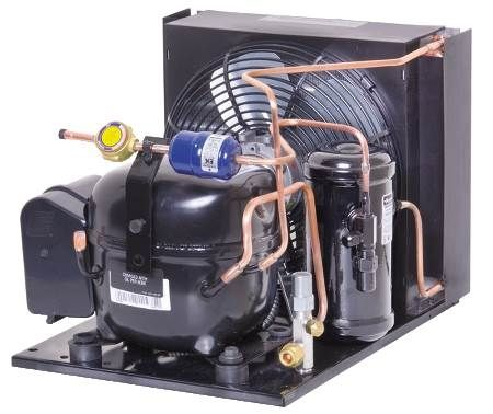 R404A Commercial Temperature Condensing Units