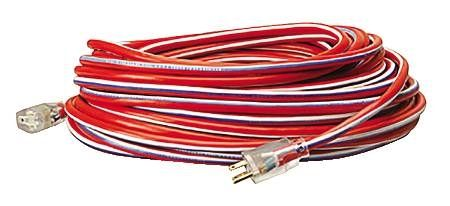 Stripes™ Red, White and Blue Extension Cord