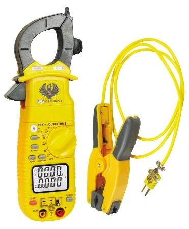 Clamp Meter and Pipe Clamp Combo Kit