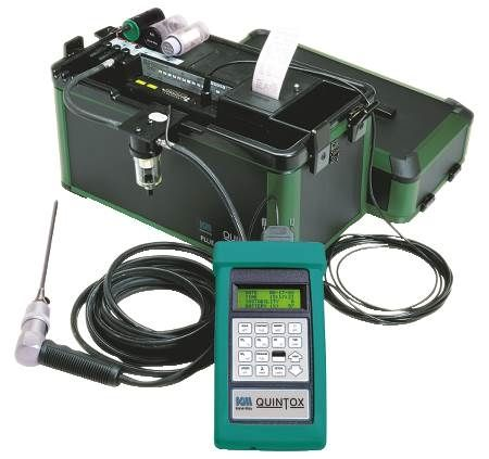 Industrial Combustion System Analyzer