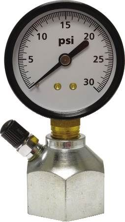 Gas Test Gauge