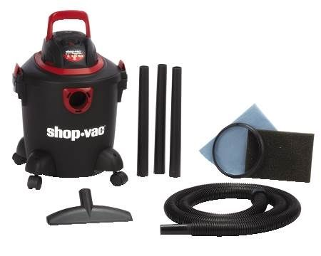 5 Gallon Quiet Wet/Dry Vacuum