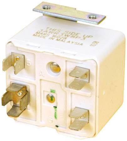 Direct Replacement Relay for Copeland