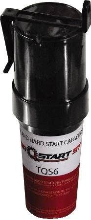 TORQSTART® ST Standard relay and hard start capacitor