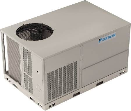 Gas/Electric Packaged Air Conditioner 13 SEER, Three-Phase, 6 Ton, R410A