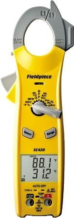 SC Series Clamp Meter