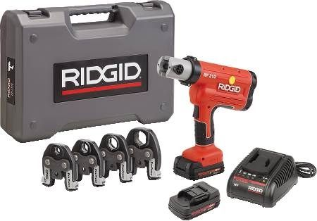 Compact Cordless Press Tool Kit
