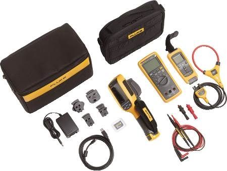 Ti95 Fluke Connect Wireless Infrared Camera Kit