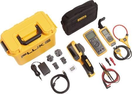 Ti105 Fluke Connect Wireless Infrared Camera Kit
