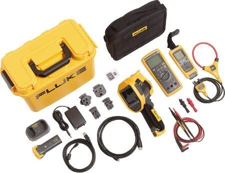 Ti200 Fluke Connect Wireless Infrared Camera Kit