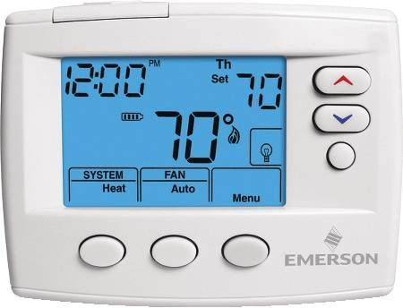 "Blue™ 4"" Programmable Thermostat"