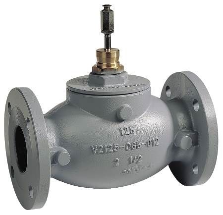 Three Way Flanged Globe Valve