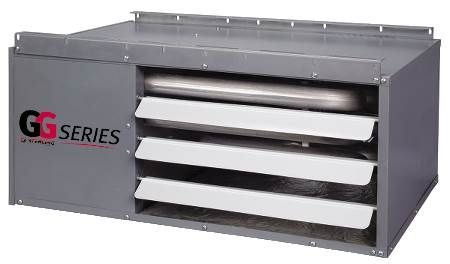 Gas-Fired Unit Heater Low Profile