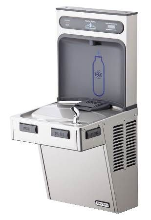 HAC Water Cooler With Hydroboost™ Bottle Filling Station
