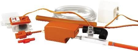 Aspen Orange Mini-Split Condensate Pump Kit