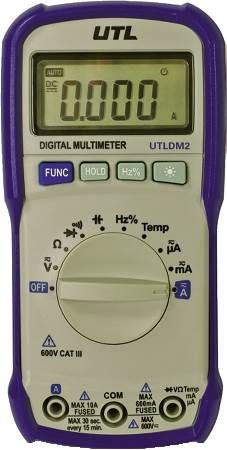 UTL Series Multimeter