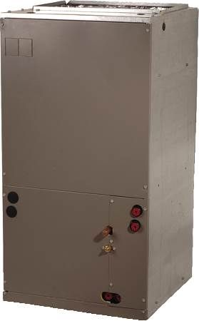Air Handler AAM Series, Multi-Position Electric Heat DX Cool