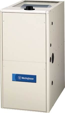 95% AFUE Downflow Single-Stage Gas Furnace Westinghouse KG7SM Series Gas Furnace