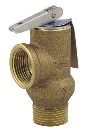 Lead Free Pressure Relief Valves