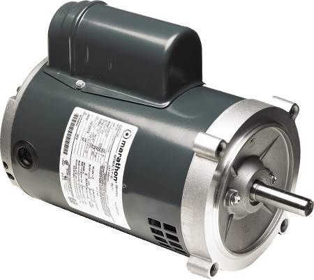 C-Face General Purpose Motor