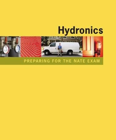 NATE Hydronics Exam Prep Manual