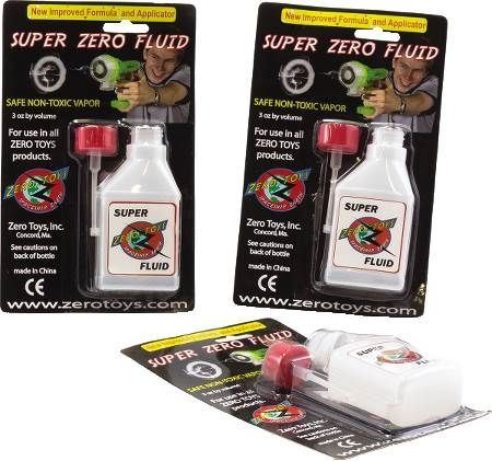 Dragon Puffer Refill Fluid (3-Pk.)
