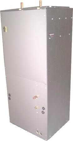 Air Handler AFM Series, X13, Multi-Position Hydronic Heat DX Cool