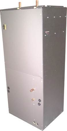 Hydronic Air Handlers 13 SEER, 1-1/2 To 5 Tons, R410A