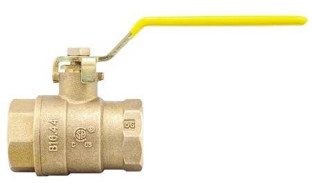 Lead Free Ball Valve For Use with Water, Oil and Gas