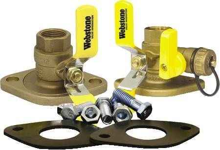 Isolation Flange Kit The Isolator Uniflange Ball Valve