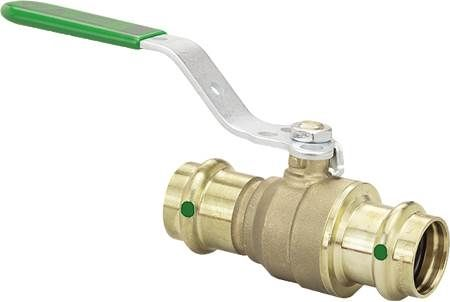 3/4'' ProPress Bronze Ball Valve